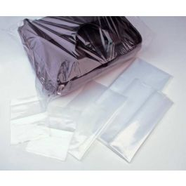 "4"" x 12"" LDPE-Plain Opened Bags, 2 mil (100 Pieces) [PE2412]"