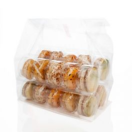 Macaron Bag Set for 20 (100 Sets) [MBG4]