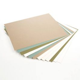 "8"" x 10"" Crescent® Matboard/Backing Board (25 Pieces) [MAT8]"