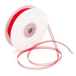 """1/8"""" x 150' Red Mono Ribbon (1 Piece) [RIB8RED]"""