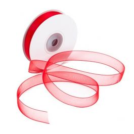 "5/8"" x 75' Red Mono Ribbon (1 Piece) [RIBRED]"