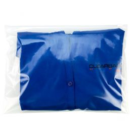 "12 1/2"" x 9"" Sliding Zip Top Bags, 3 mil (100 Pieces) [3SZ12H9]"