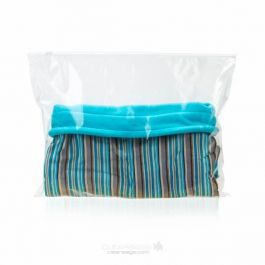 "16"" x 12"" Sliding Zip Top Bags, 3 mil (50 Pieces) [3SZ1612]"