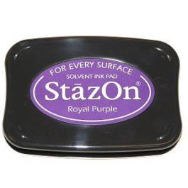 Royal Purple StazOn Ink Pad [SZ101]
