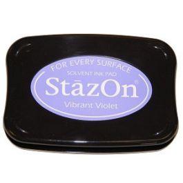 Vibrant Violet StazOn Ink Pad [SZ12]