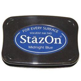 Midnight Blue StazOn Ink Pad [SZ62]