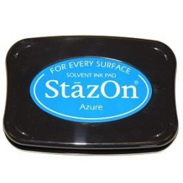 Azure StazOn Ink Pad [SZ95]