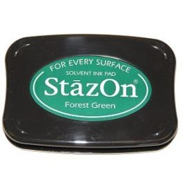 Forest Green StazOn Ink Pad [SZ99]