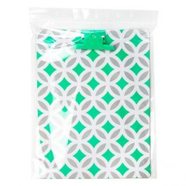 "10"" x 13"" Crystal Clear Zip Bags, 2 mil (100 Pieces) [ZC1013]"