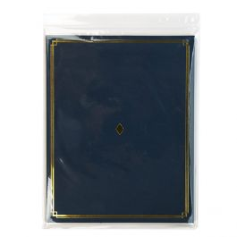 "10"" x 13"" Crystal Clear Zip Bags + Vent, 2 mil (100 Pieces) [ZC1013V]"
