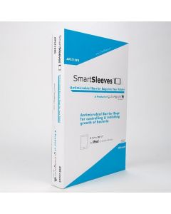 "iPad Antimicrobial SmartSleeves, Box of 250 Pieces (7 3/4"" x 10 1/2"") [APS710FB]"