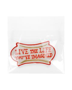 "5 11/16"" x 4 1/4"" + Flap Crystal Clear Protective Closure Bags (100 Pieces) [B45SPC]"