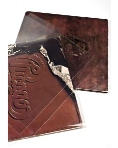"""12 15/16"""" x 12 15/16"""" No Flap, Crystal Clear Album Sleeve (100 Pieces) [BLPDNF]"""