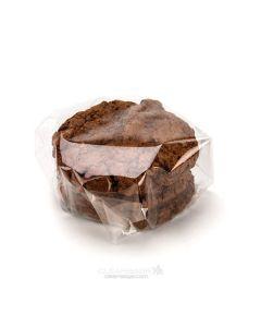 "9 3/4"" x 9 3/4"" Crystal Clear Wrap (100 Pieces) [CCW1010]"