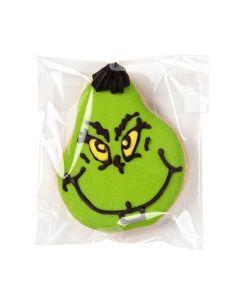 """2 1/2"""" x 2 1/2"""" + Flap, Premium Eco Clear Bags (100 Pieces) [GC2X2]"""