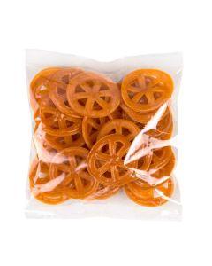 "4"" x 4"" Flat Heat Seal Bags 1.2mil (100 Pieces) [SFB44]"