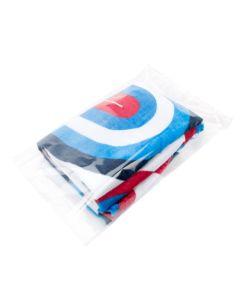 """12"""" x 18"""" Polypropylene Flat Bag 1.5 mil (100 Pieces) [FP1H1218]"""