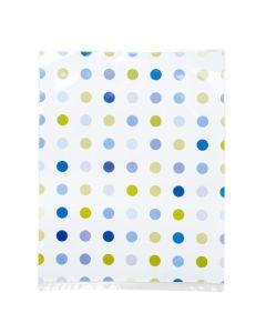 """8"""" x 10"""" Polypropylene Flat Bag, 1.5 mil (100 Pieces) [FP1H810]"""