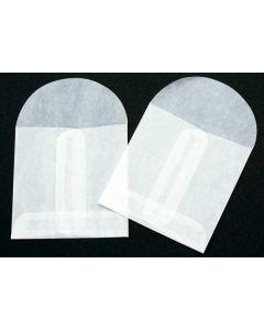 Glassine envelopes 2 3/4 x 2 3/4