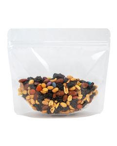 """8 5/8"""" x 3 1/2"""" x 7 1/2"""" (Outer Dims) High Clarity Stand Up Pouch (100 Pieces) [ZBGCCLHZ]"""