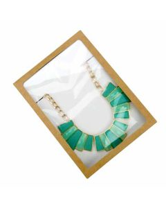 Necklace in Paper Box