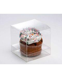 Jumbo cupcake box