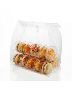 macaron bag set for 15 macarons