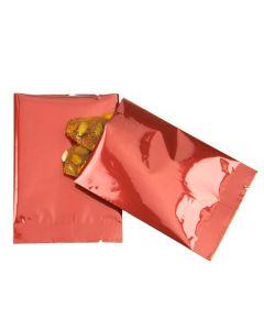Premium 2.6 mil red heat seal bag
