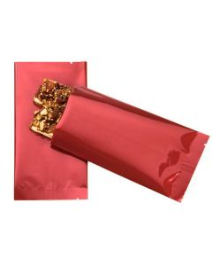 Red food safe packaging