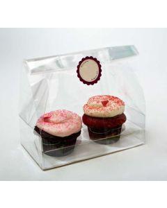 Double Cupcake Bag