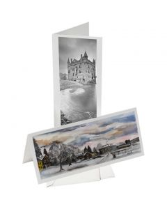 "DISCONTINUED 9 1/8"" x 3 3/4"" Museo Artist Cards (50 Pieces) [PHD0]"
