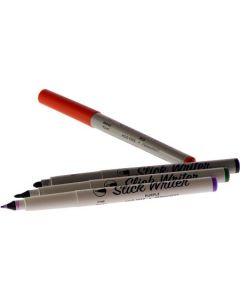 Brown, Medium Point Slick Writer [SW461]