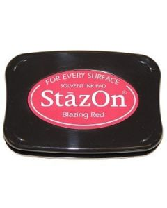 Blazing Red StazOn Ink Pad [SZ21]