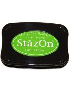 Cactus Green StazOn Ink Pad [SZ52]