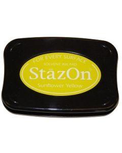Sunflower Yellow StazOn Ink Pad [SZ93]