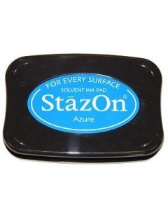 Azure StazOn Ink Pad [SZ95]