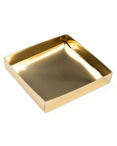 shimmer gold box bottom