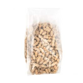 "DISCONTINUED - 7 1/2"" x 6 1/2"" x 22 1/2"" Heavy Duty Square Bottom Bags, 3 Mil (250 Pieces) [3GSB2]"