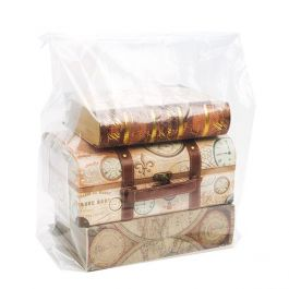 "16"" x 8"" x 27"" Heavy Duty Square Bottom Bags (50 Pieces) [4GSB2] - CLEARANCE"