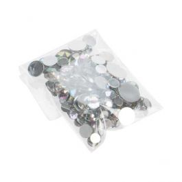 "1 15/16"" x 2 3/4"" + Flap, Crystal Clear Bags® (100 Pieces) [B1X2XL]"