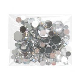 "2 1/2"" x 2 1/2"" + Flap, Crystal Clear Bags® (100 Pieces) [B2X2]"