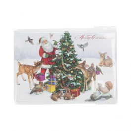 """3 15/16"""" x 5 1/4"""" + Flap, Crystal Clear Bags® (100 Pieces) [B3H5]"""