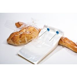 "13"" x 24"" Micro-Perforated Bread Bags (250 Pieces) [MPF1324]"
