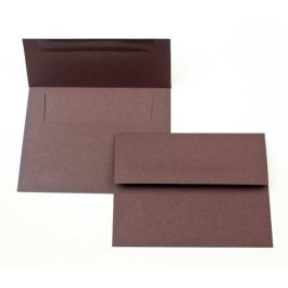 "DISCONTINUED A1 5 1/8"" x 3 5/8"" Basis Envelope, Brown (50 Pieces) [EC312]"