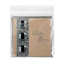 "6 1/4"" x 6 1/4"" + Flap, Crystal Clear Bags® (100 Pieces) [B66]"