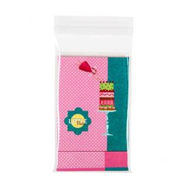 """3 5/16"""" x 5 1/8"""" Value Crystal Clear Bags® (250 Pieces) [VL3]"""