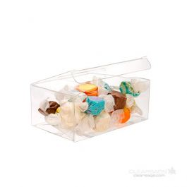 "5"" x 3"" x 2"" Pop and Lock Box (25 Pieces) [PLB199]"