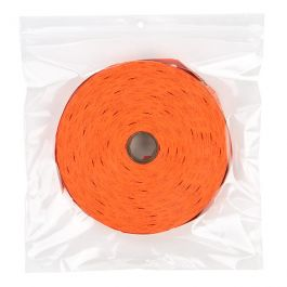 """9"""" x 9"""" Crystal Clear Zip Bags + Round Hang Hole, 2 mil (100 Pieces) [ZR99]"""