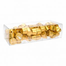 """2 9/16"""" x 2"""" x 7 1/2"""" Crystal Clear Boxes® (25 Pieces) [FPB256]"""