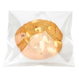"""4 5/16"""" x 4 5/16"""" + Flap, Crystal Clear Bags® (100 Pieces) [B44]"""